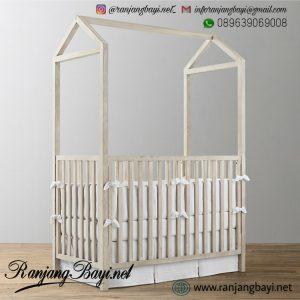 box bayi rumah kanopi