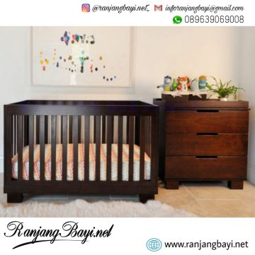 set kamar bayi minimalis murah