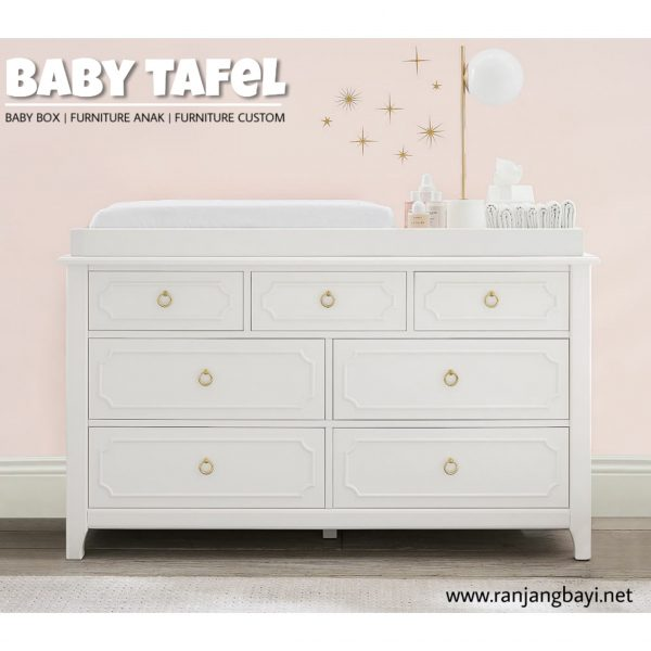 Baby tafel terbaru tempat ganti popok bayi