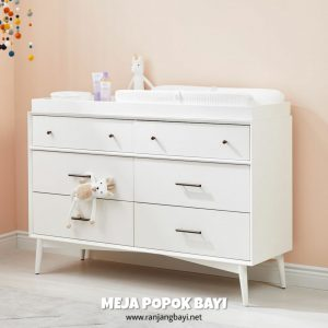 baby tafel meja popok bayi changing table