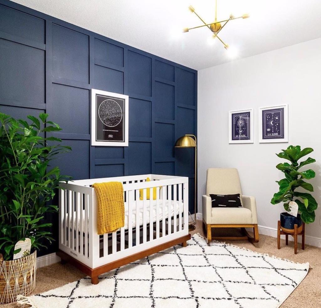 Desain kamar bayi terbaru 2020   Ranjang Bayi
