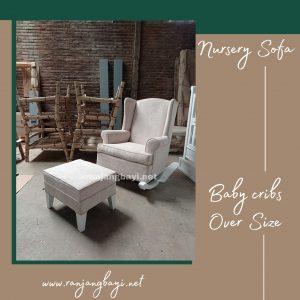 Sofa Menyusui nursery sofa