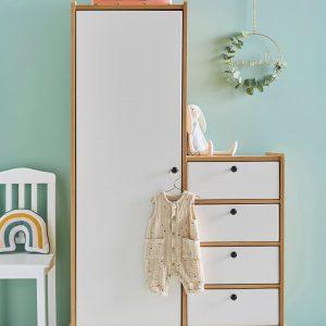 lemari pakaian anak minimalis